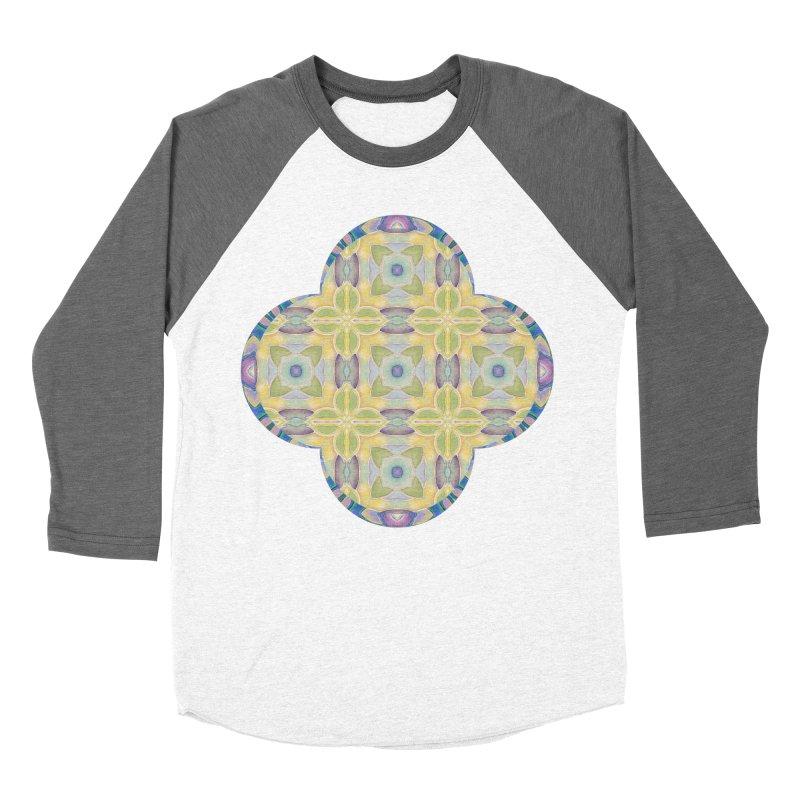 Maeby Men's Baseball Triblend Longsleeve T-Shirt by Amy Gail | Holle Grail