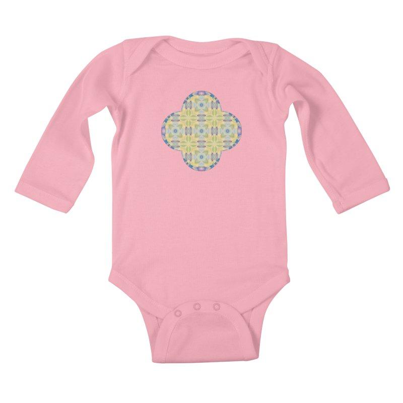 Maeby Kids Baby Longsleeve Bodysuit by Amy Gail   Holle Grail