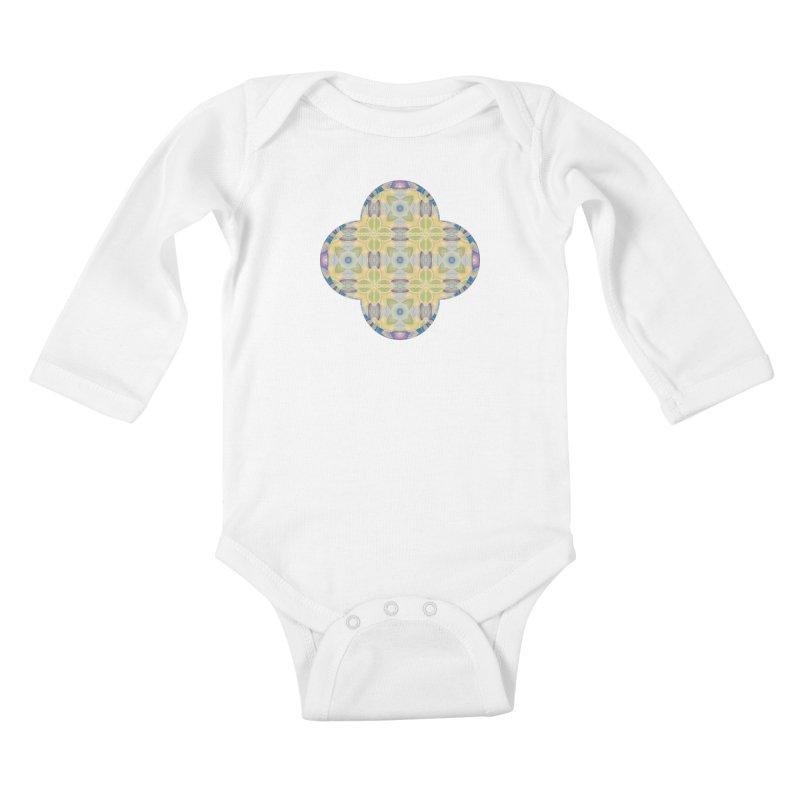 Maeby Kids Baby Longsleeve Bodysuit by Amy Gail | Holle Grail