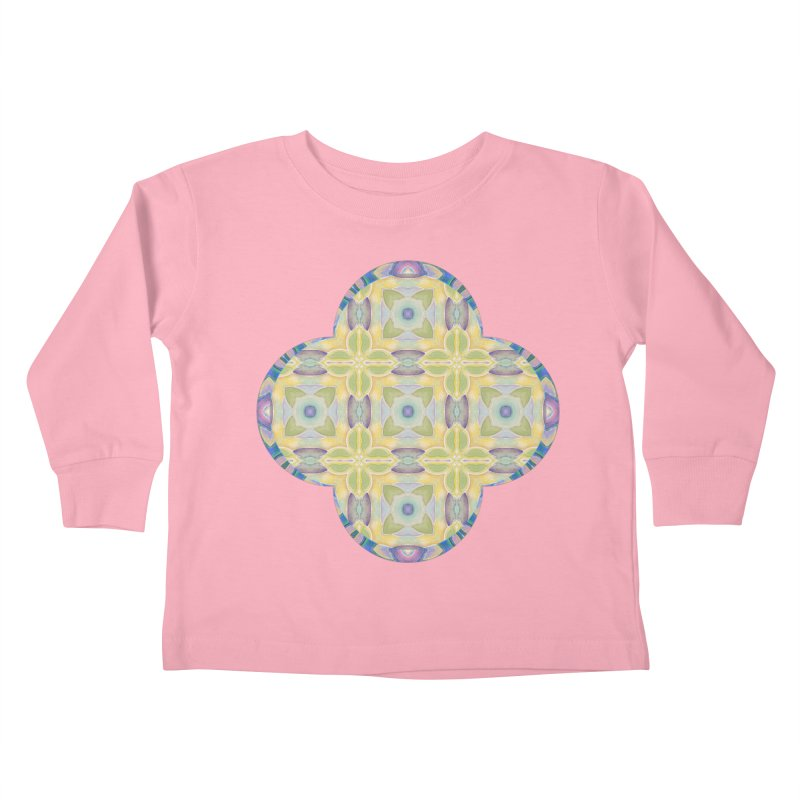 Maeby Kids Toddler Longsleeve T-Shirt by Amy Gail | Holle Grail