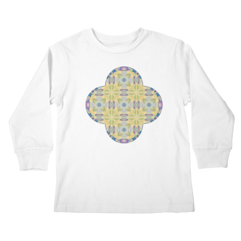 Maeby by Amy Gail Kids Longsleeve T-Shirt by Designed by Amy Gail