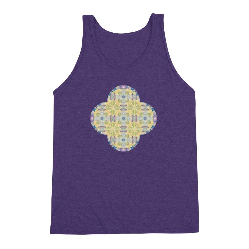 Maeby Men's Triblend Tank by Amy Gail | Holle Grail