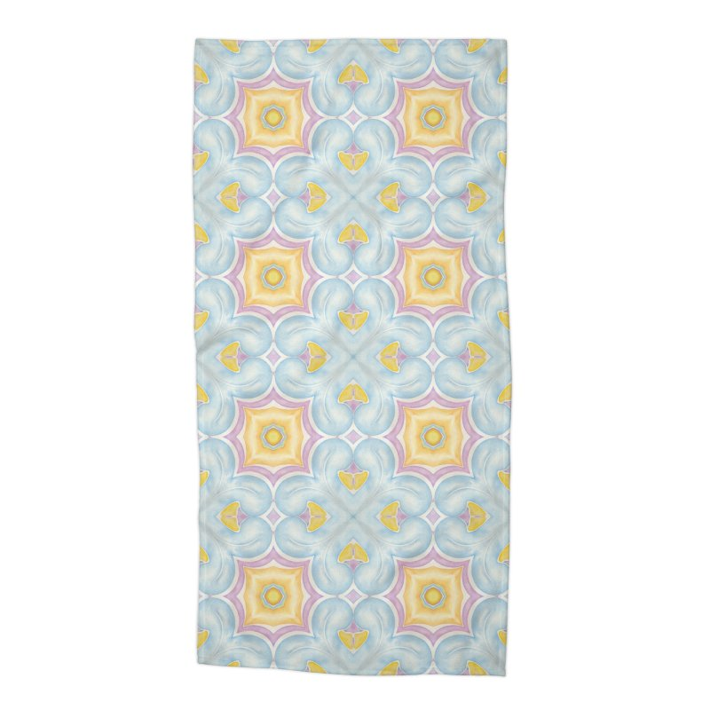 Anneliese Accessories Beach Towel by Amy Gail | Holle Grail