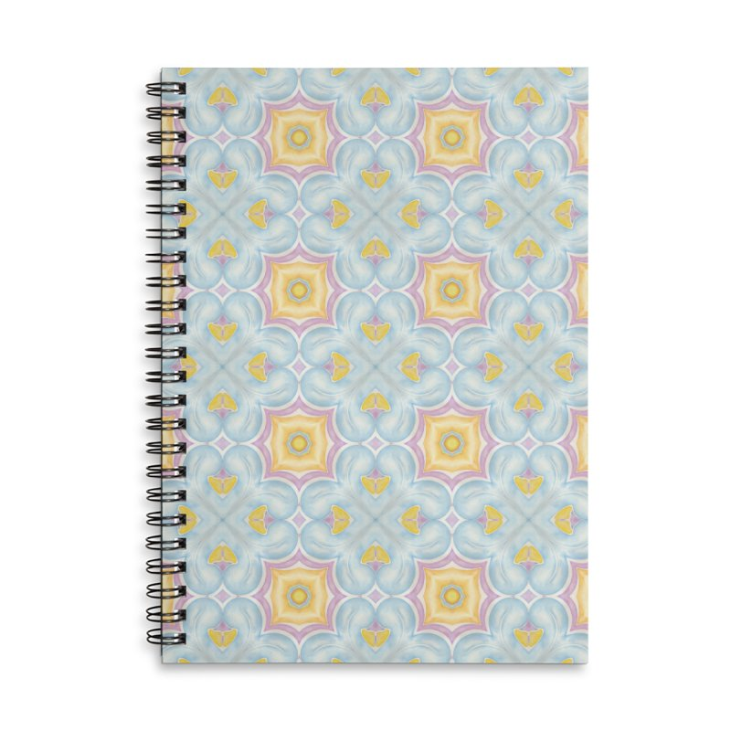 Anneliese by Amy Gail Accessories Lined Spiral Notebook by Designed by Amy Gail