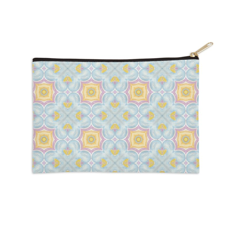Anneliese Accessories Zip Pouch by Amy Gail | Holle Grail