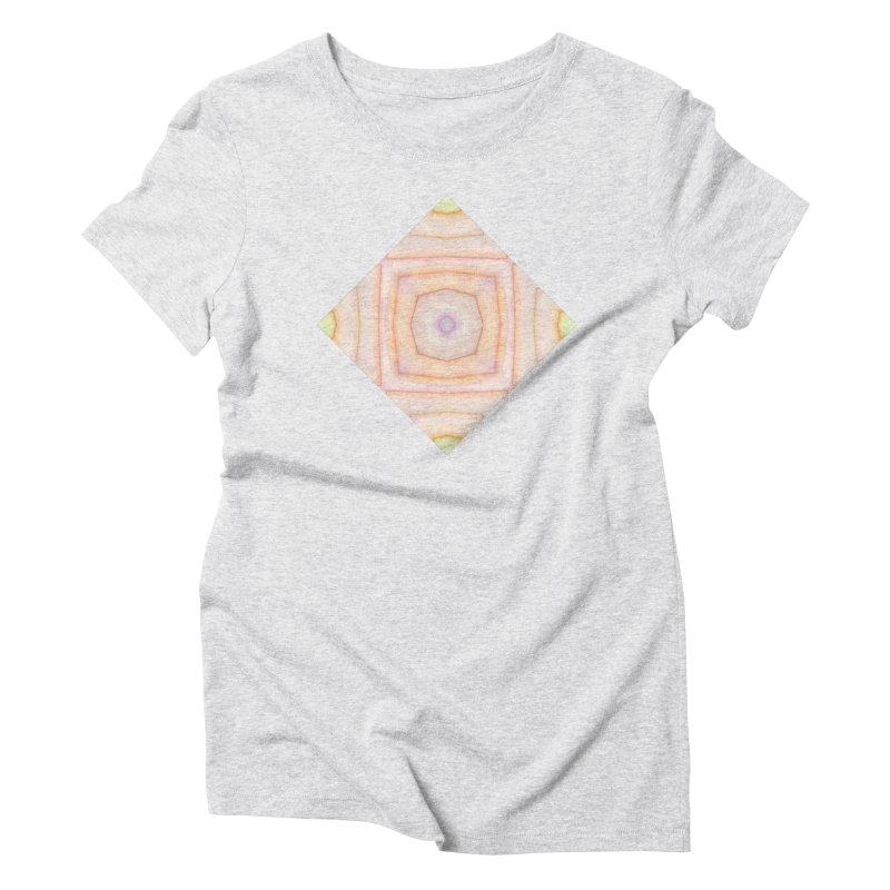 Nina by Amy Gail Women's Triblend T-Shirt by Designed by Amy Gail