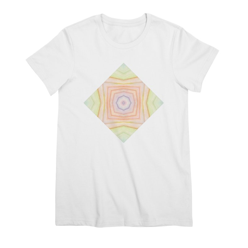 Hanna by Amy Gail Women's Premium T-Shirt by Designed by Amy Gail