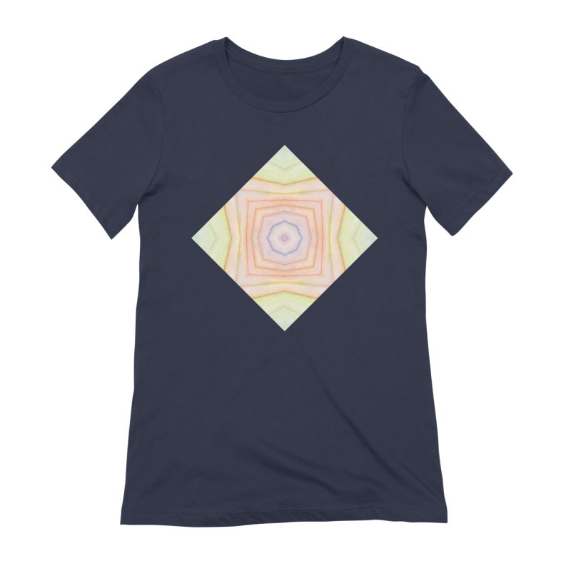 Hanna by Amy Gail Women's Extra Soft T-Shirt by Designed by Amy Gail