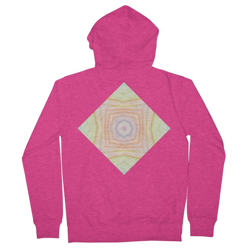 Hanna by Amy Gail Women's French Terry Zip-Up Hoody by Designed by Amy Gail