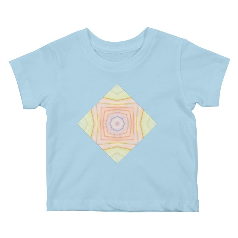 Hanna by Amy Gail Kids Baby T-Shirt by Designed by Amy Gail