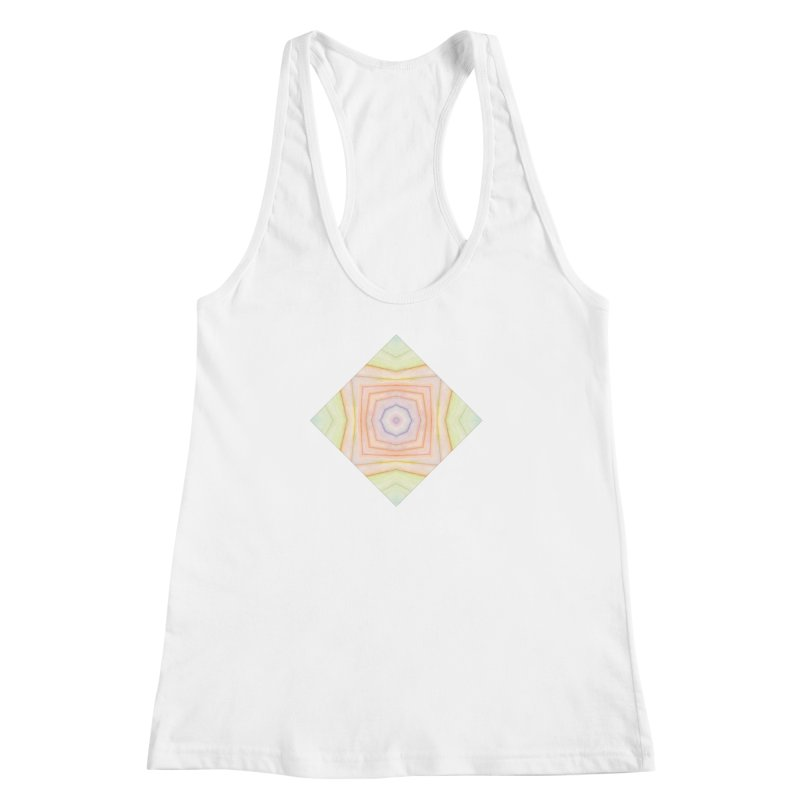 Hanna by Amy Gail Women's Racerback Tank by Designed by Amy Gail