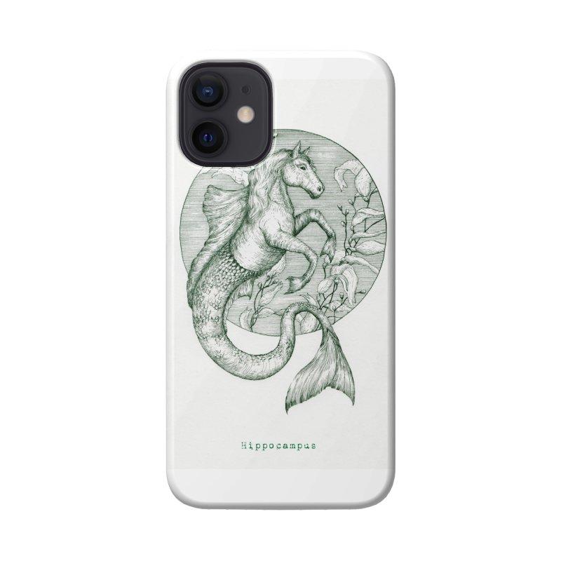 Hippocampus Accessories Phone Case by HoneyGherkin's Artist Shop