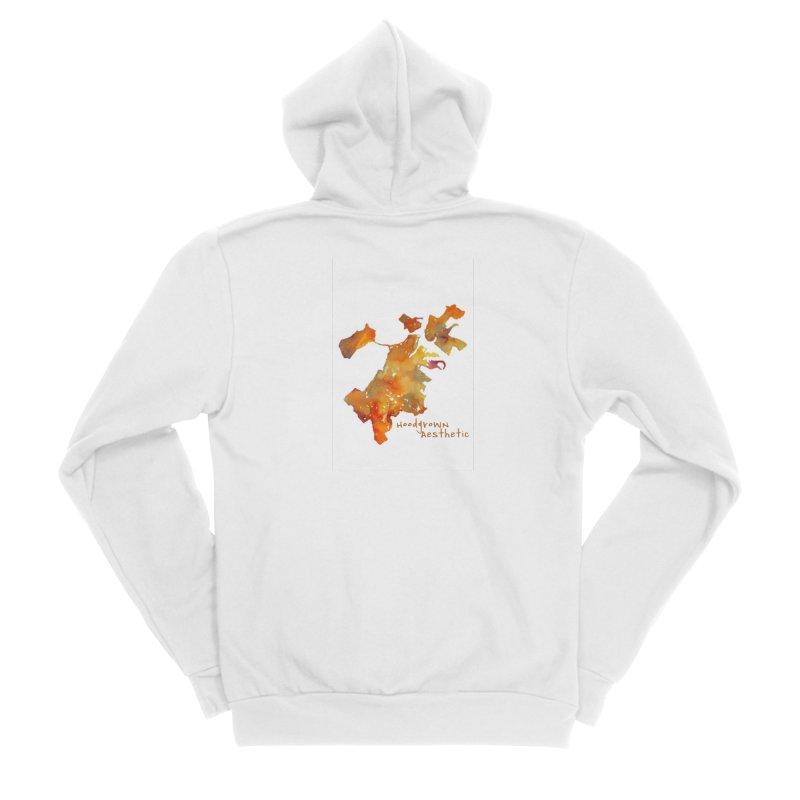 HGA hoodie Men's Zip-Up Hoody by Hoodgrownaesthetic's Artist Shop