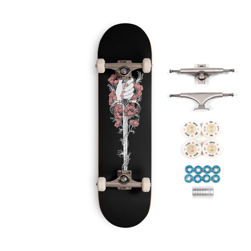 Stiletto Accessories Complete - Premium Skateboard by HookieDuke's Artist Shop
