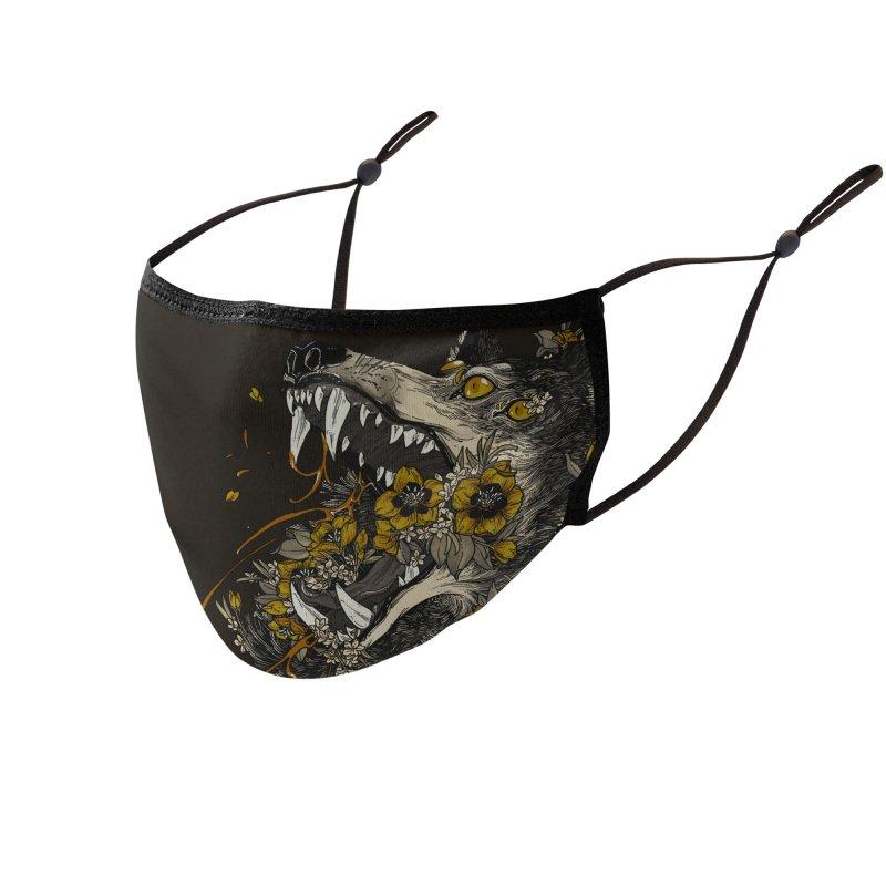 Paradise Accessories Face Mask by HookieDuke Threadless Shop