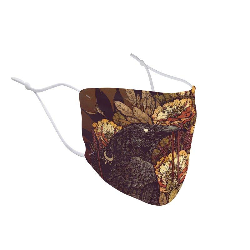 Corvus Corax Accessories Face Mask by HookieDuke Threadless Shop