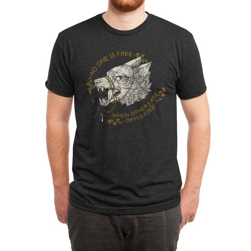 Resist Men's T-Shirt by HookieDuke Threadless Shop