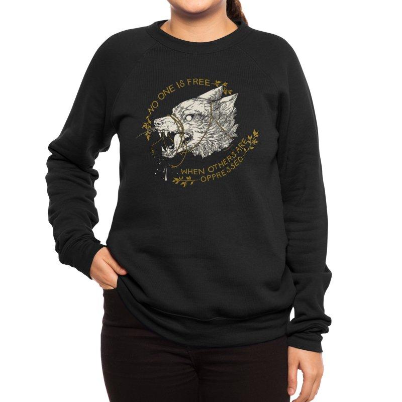 Resist Women's Sweatshirt by HookieDuke Threadless Shop