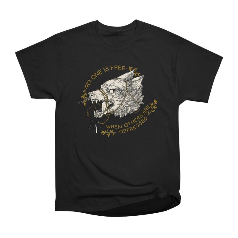 Resist Men's Heavyweight T-Shirt by HookieDuke's Artist Shop