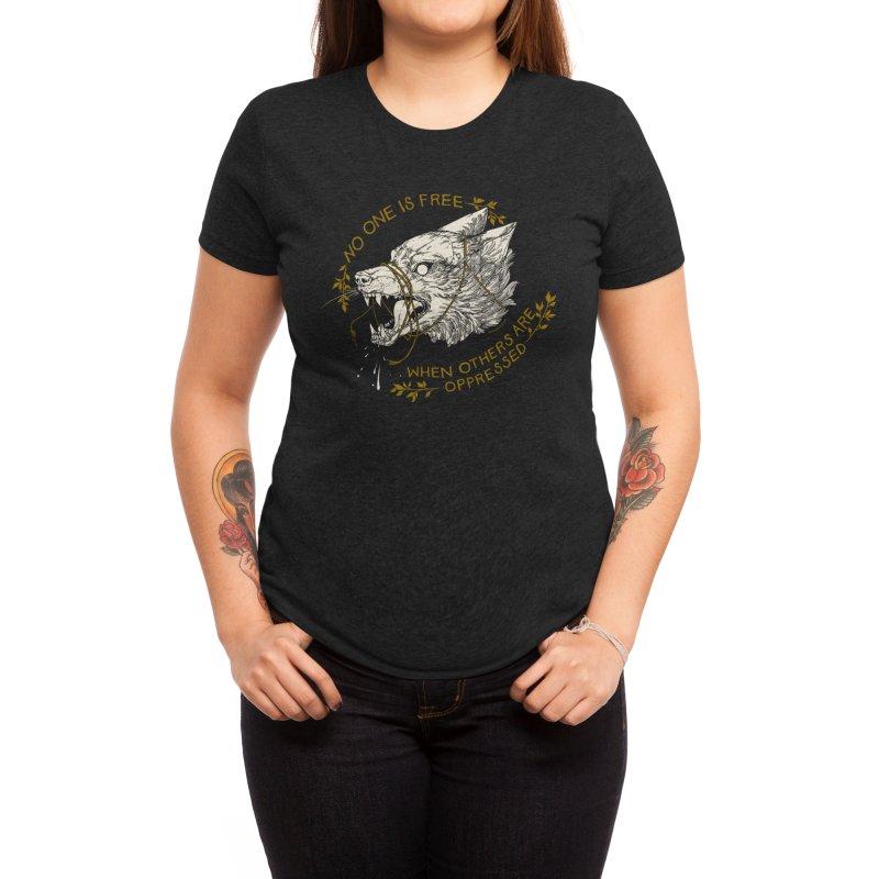 Resist Women's T-Shirt by HookieDuke Threadless Shop