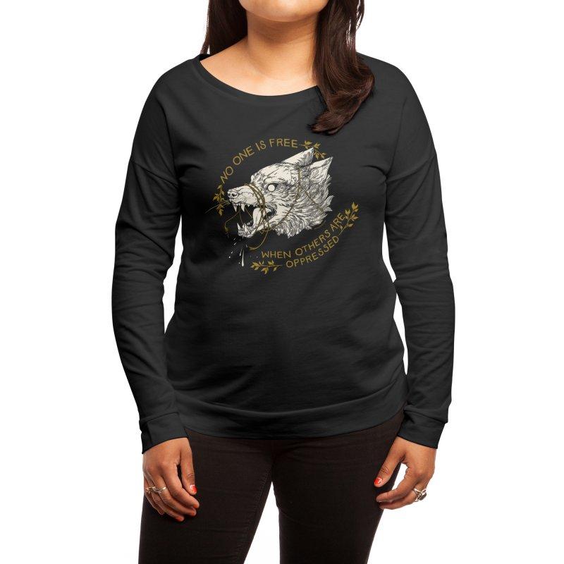 Resist Women's Longsleeve T-Shirt by HookieDuke Threadless Shop