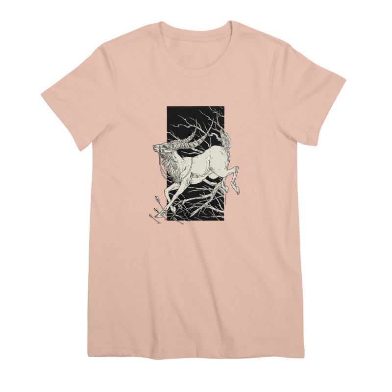 Yakul Women's Premium T-Shirt by HookieDuke's Artist Shop