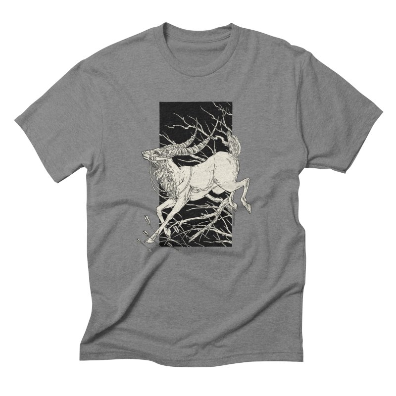 Yakul Men's Triblend T-Shirt by HookieDuke's Artist Shop