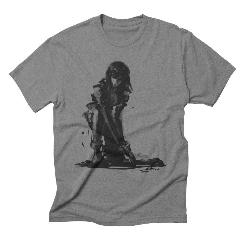 Major K Men's Triblend T-shirt by Hoonage's Artist Shop