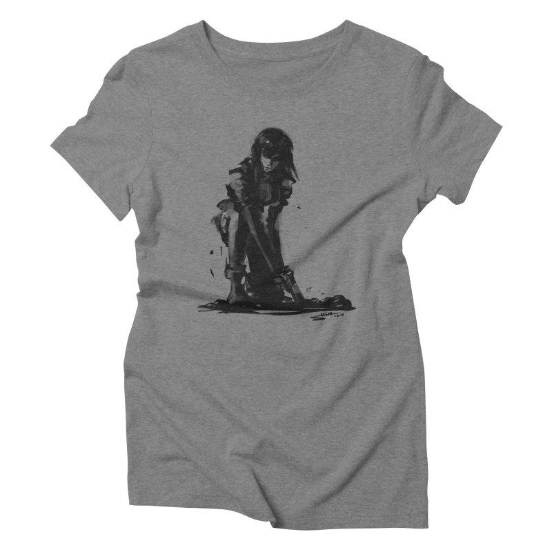 Major K Women's Triblend T-shirt by Hoonage's Artist Shop