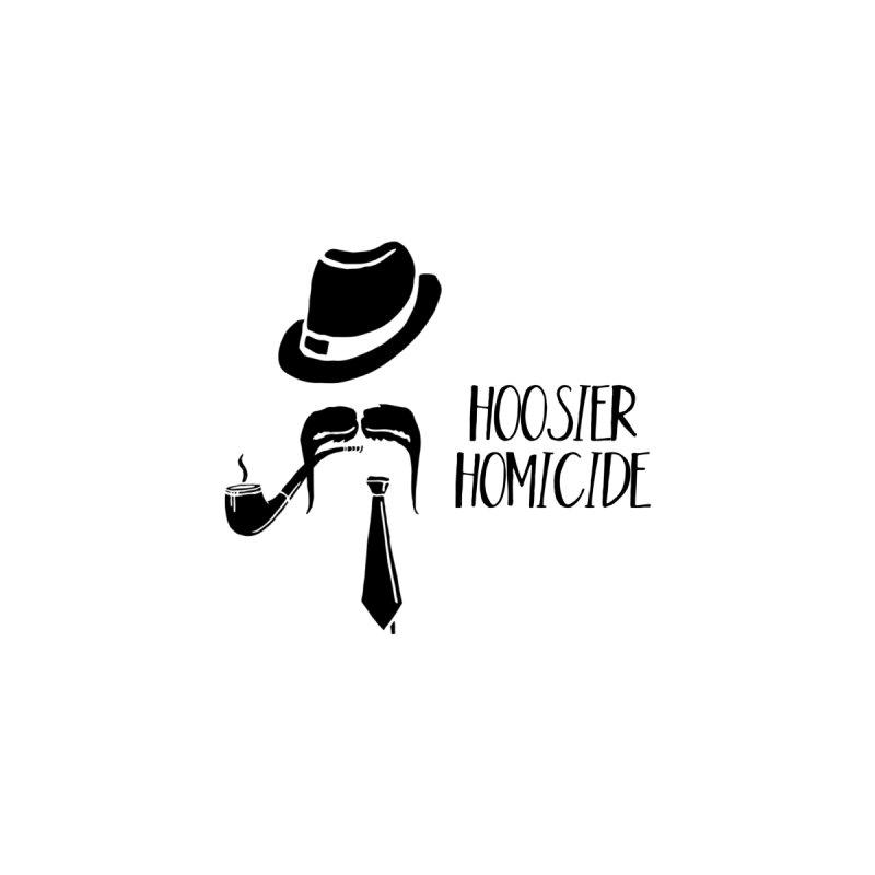 Detective Hoosier Homicide Men's T-Shirt by Hoosier Homicide's Artist Shop
