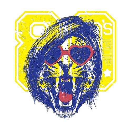 Design for Wild 80's Pop Cat