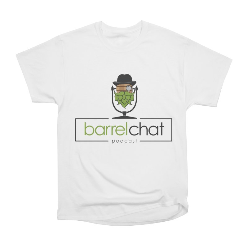 Barrel Chat Women's Classic Unisex T-Shirt by Hopped Up Network's Artist Shop