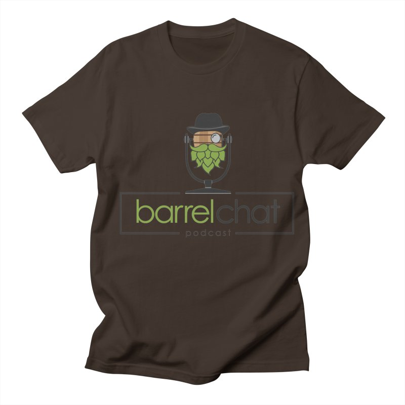 Barrel Chat Men's T-Shirt by Hopped Up Network's Artist Shop