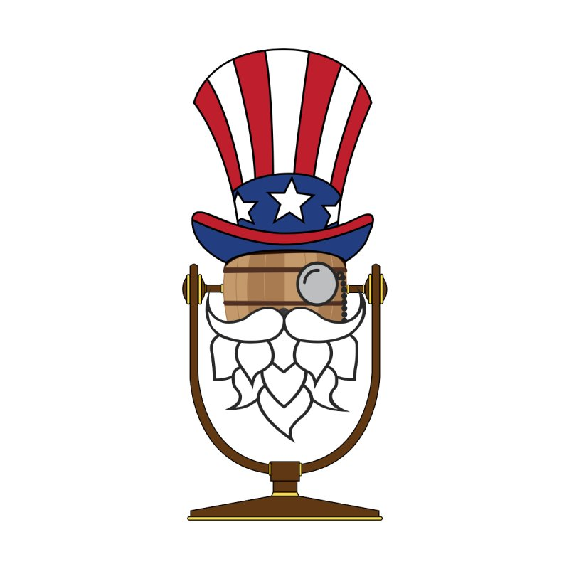 Barrel Chat - 4th of July Hoppy by Hopped Up Network's Artist Shop
