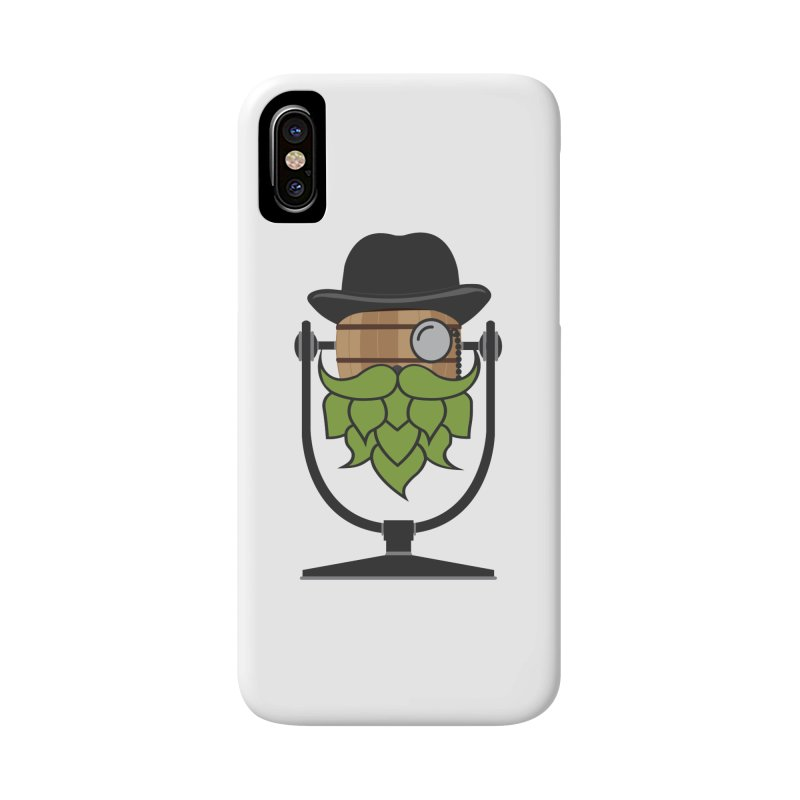 Barrel Chat - Hoppy Accessories Phone Case by Hopped Up Network's Artist Shop