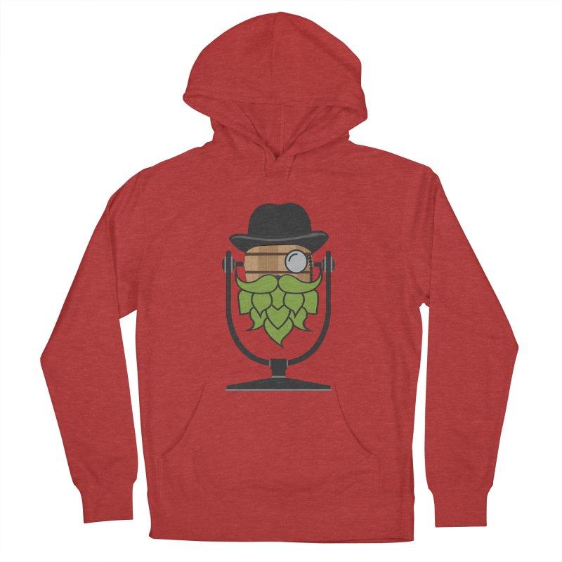 Barrel Chat - Hoppy Men's Pullover Hoody by Hopped Up Network's Artist Shop