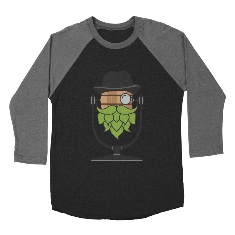 Barrel Chat - Hoppy Women's Baseball Triblend T-Shirt by Hopped Up Network's Artist Shop