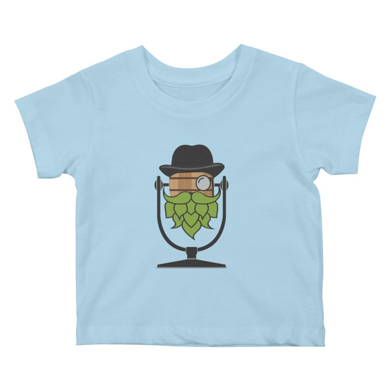 Barrel Chat - Hoppy Kids Baby T-Shirt by Hopped Up Network's Artist Shop