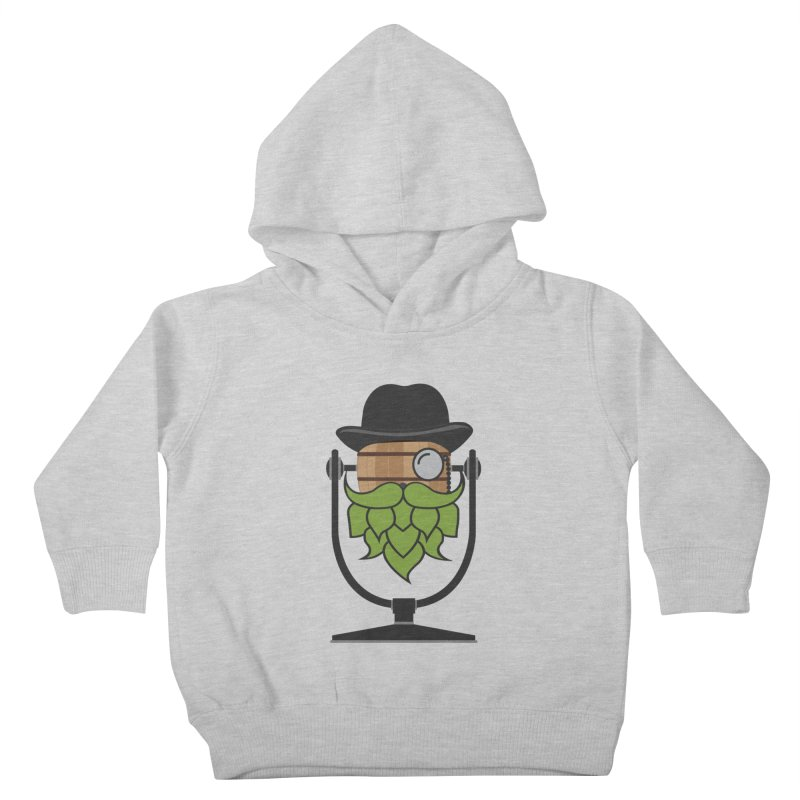 Barrel Chat - Hoppy Kids Toddler Pullover Hoody by Hopped Up Network's Artist Shop
