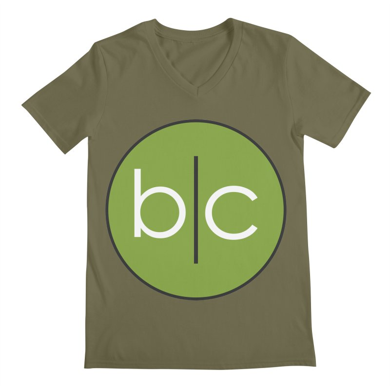 Barrel Chat - B|C Men's V-Neck by Hopped Up Network's Artist Shop