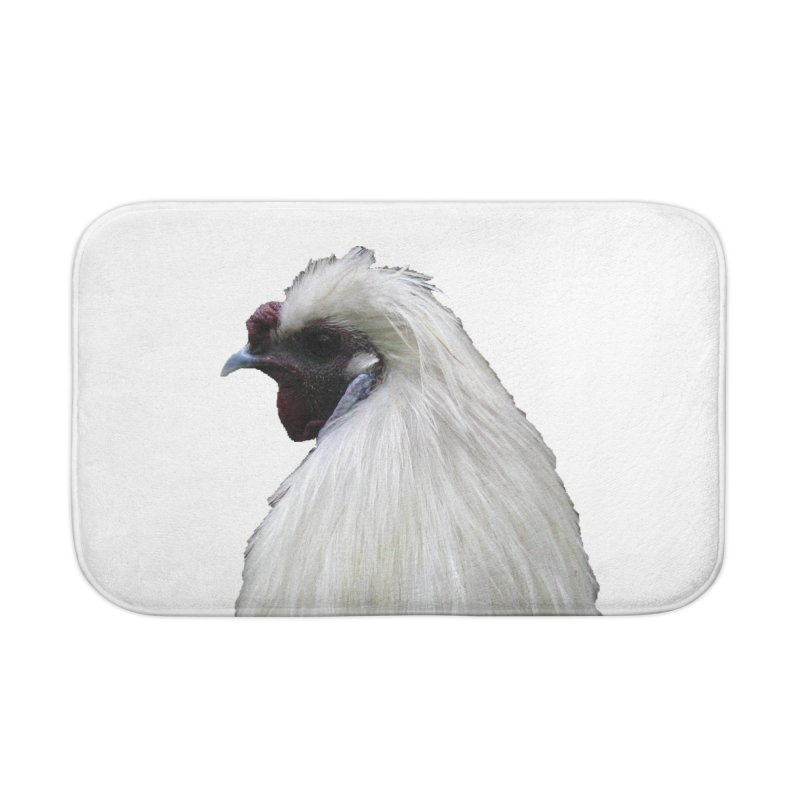 Francois Poulet Home Bath Mat by Hostel in the Forest
