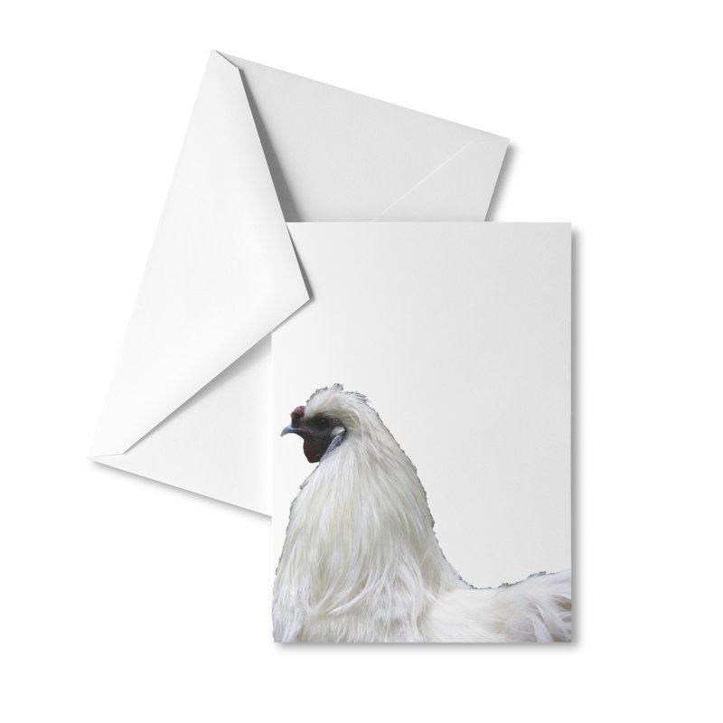 Francois Poulet Accessories Greeting Card by Hostel in the Forest