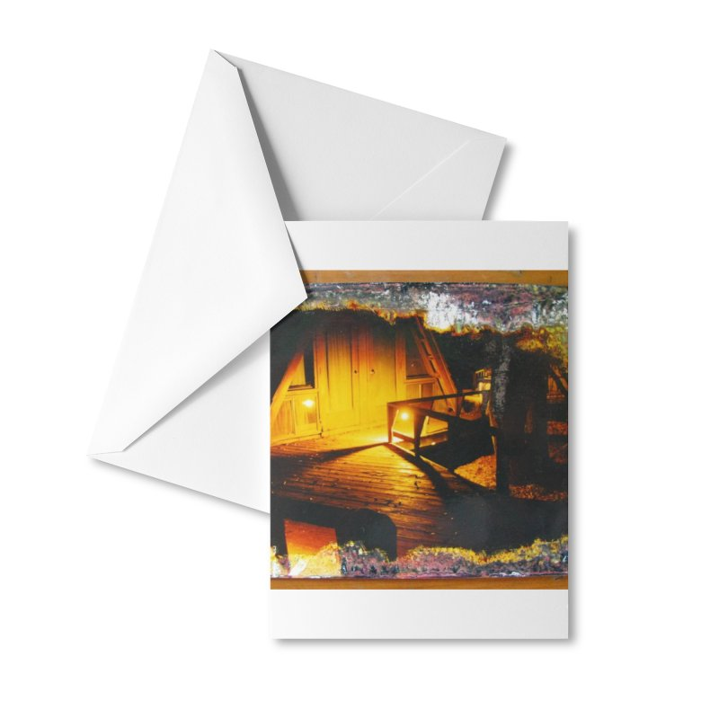 The Old Dome Accessories Greeting Card by Hostel in the Forest