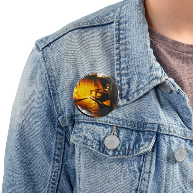 The Old Dome Accessories Button by Hostel in the Forest