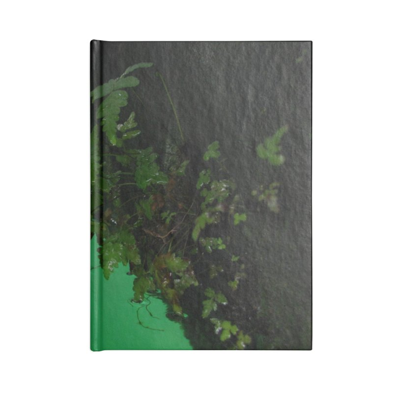 The Lake Dock Accessories Notebook by Hostel in the Forest