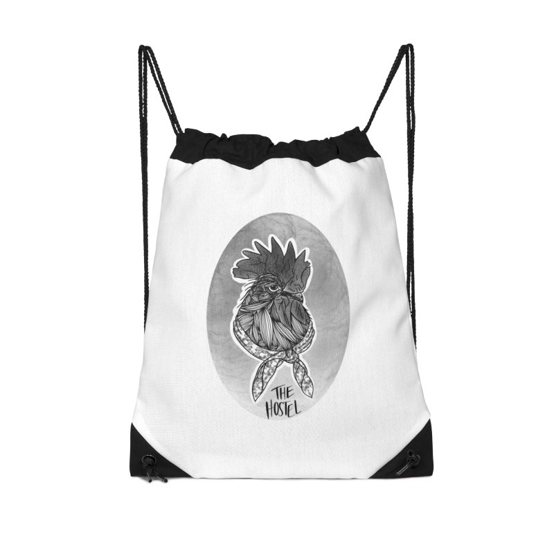 Rooster by LeAnn Sauls (vignette) Accessories Bag by Hostel in the Forest