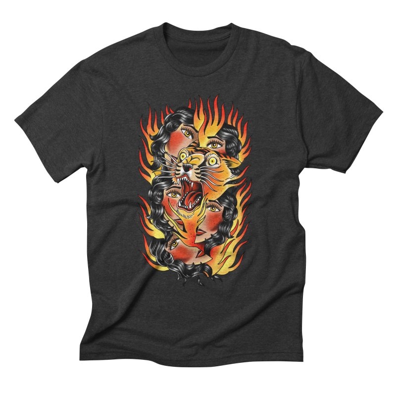 If You Rile A Tiger Men's T-Shirt by Houndstooth