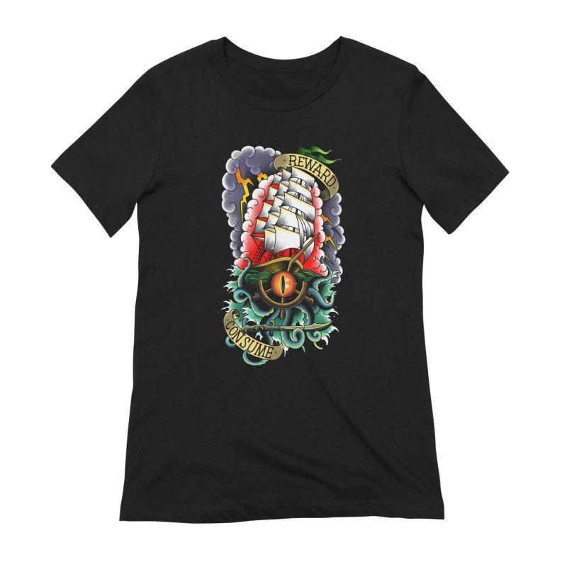 Uk'otoa Women's T-Shirt by Houndstooth