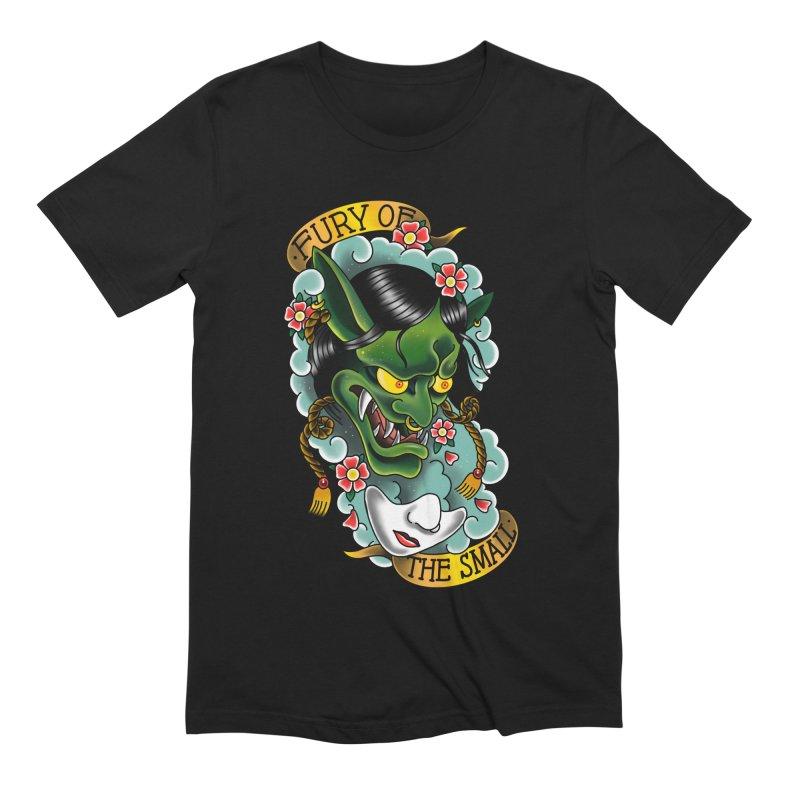 Hannya Nott Men's T-Shirt by Houndstooth