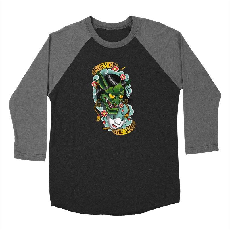 Hannya Nott Women's Longsleeve T-Shirt by Houndstooth
